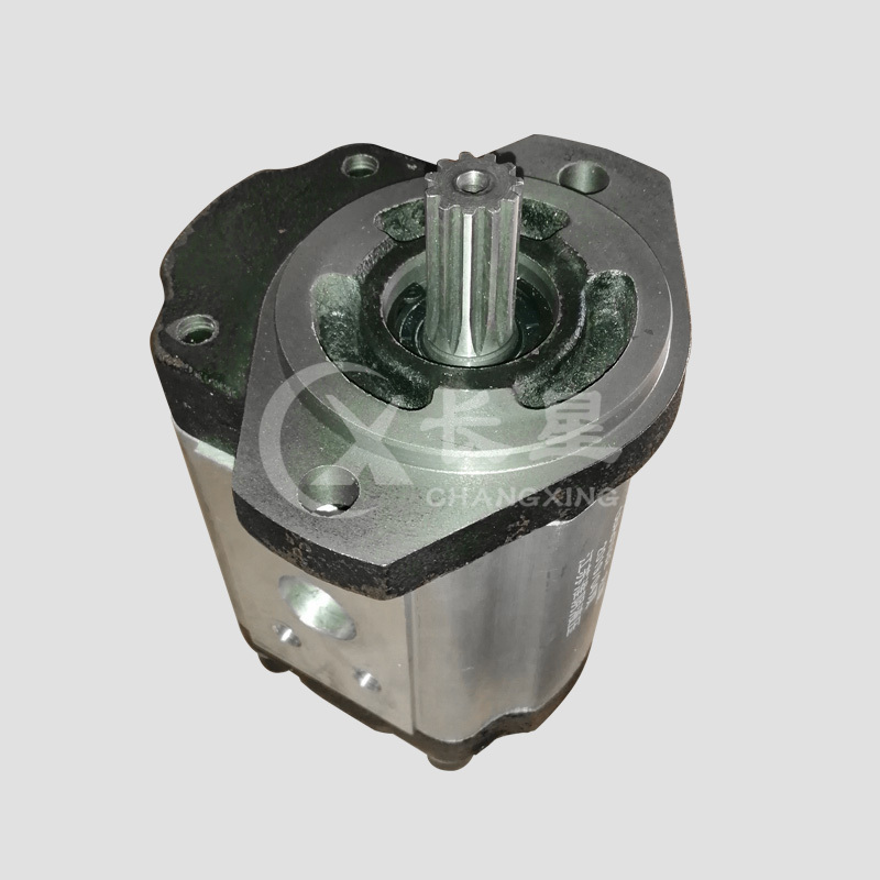 铂金斯齿轮泵